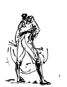 2 - Le taurero