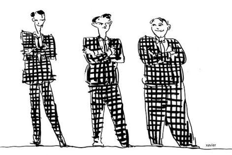 Clothing uniformity in the company, Clothing uniformity in the companyClothing uniformity in the company, Dress code, La ressemblance vestimentaire, le dress code de l'entreprise,