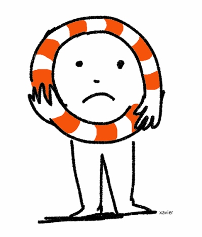 Personal confusion, Life preserver, to Give assistance, Doubt staff, Danger, Attention to the others, Helps, psychological, Assistance, psychiatric Assistance,Désarroi personnel Bouée de secours, Porter assistance, Doute personnel, Danger, Attention aux autres, Aide, Assistance psychologique, Assistance psychiatrique,